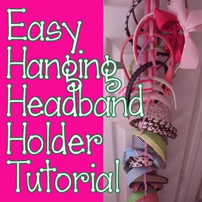 Headband-storage-tutorial