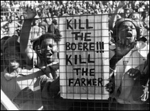 KILL BOER KILL FARMER
