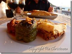 Græsk platte