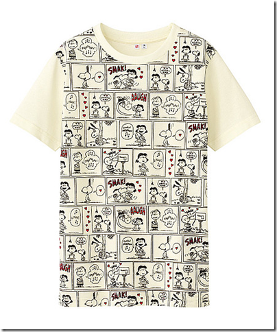 Uniqlo X Snoopy Tee - Kids 11