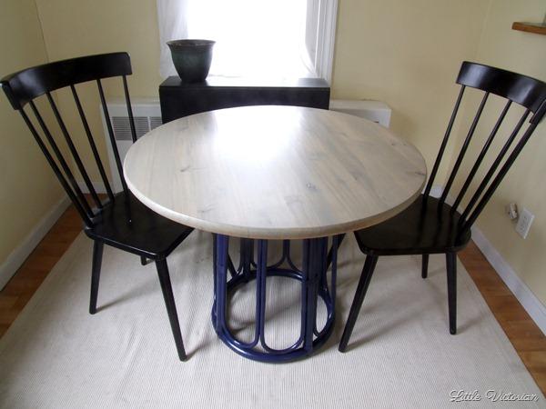 Goodwill table redo
