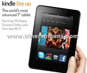 Kindle Fire HD is the fore runner. Continue to read and you'll find