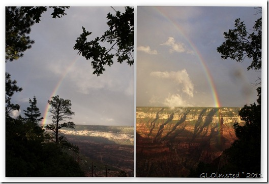 Rainbow Grand Canyon