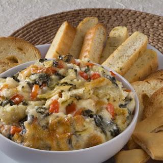 Spinach Artichoke Salad Recipes