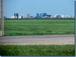 2102 Saskatchewan TC-1 - Regina skyline