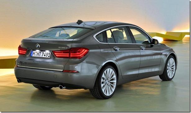 BMW mostra o Série 5 2014 (5)
