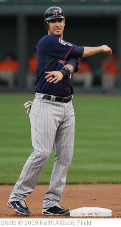 'Joe Mauer' photo (c) 2009, Keith Allison - license: http://creativecommons.org/licenses/by-sa/2.0/