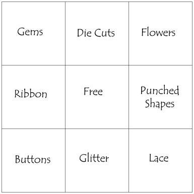 bingo march 2012
