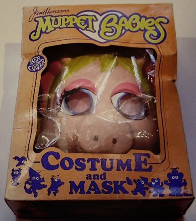 Muppet Babies Baby Miss Piggy Costume