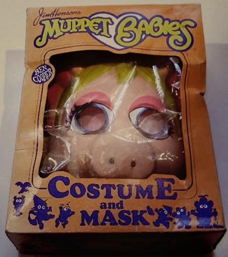 Muppet Babies Baby Miss Piggy Costume & Rewind To 1980s: Muppet Babies Baby Miss Piggy Costume