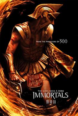 Luke Evans as Zeus