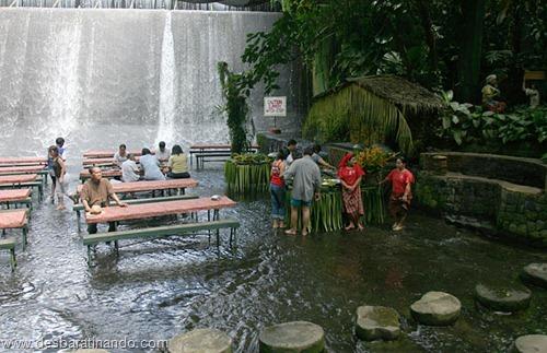 villa escudero Waterfall Restaurant restaurante na cachoeira desbaratinando  (3)