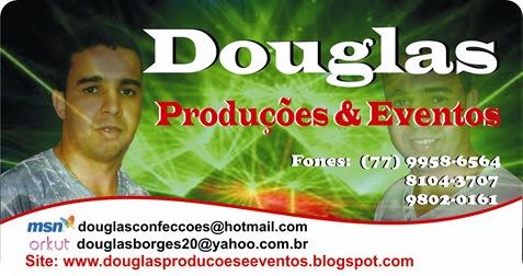 DOUGLAS PRODUÇÕES 6