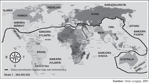 Daftar negara terkaya dan termiskin di dunia