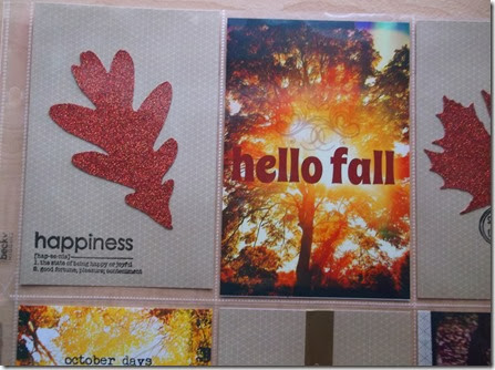 Hello Fall 2 by Tristine Denise