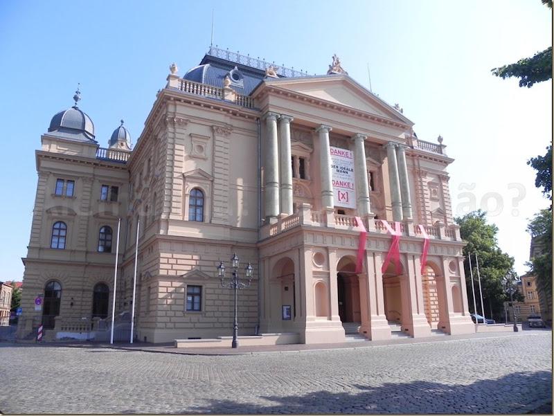 O Teatro de Schwerin