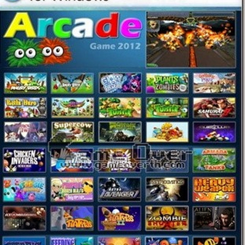 ARCADE GAME 2012 [ONE2UP]
