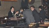 Salary men anant a sopar