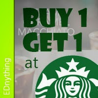 EDnything_Thumb_Starbucks Buy 1 Get 1