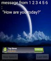 Screenshot of SMS  Reader