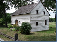 1660 Pennsylvania - Downington, PA - Lincoln Highway - circa 1701 Downington Log House