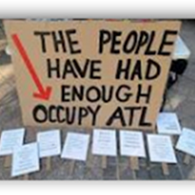 Atlanta Occupy Location Tests Positive for Tuberculosis and May Have to Relocate Again