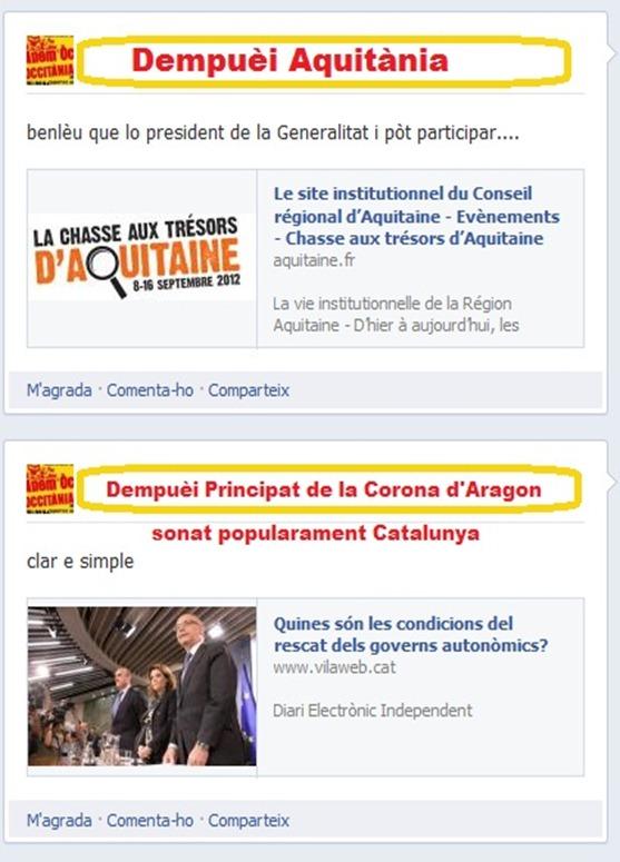 Del tresaur d'Aquitània per Catalunya