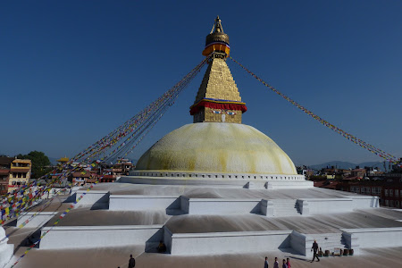 Stupa budista de la Bouddha