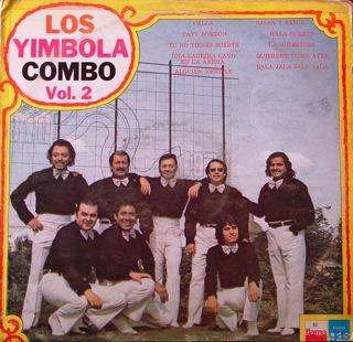 Los Yimbola Combo vol 2 f
