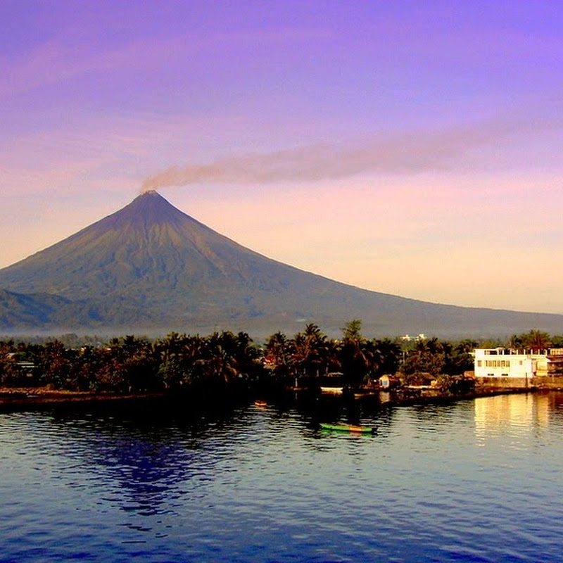 Mayon Volcano: The Volcano With The Perfect Cone