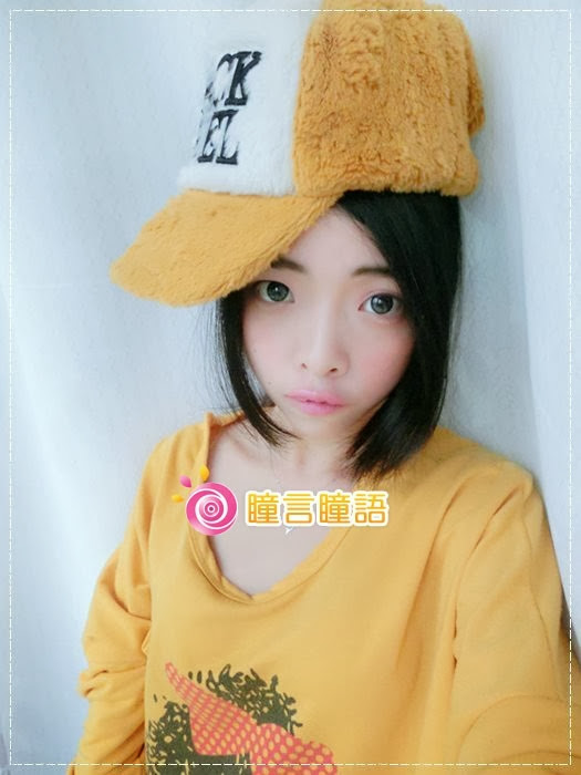 韓國GEO隱形眼鏡-GEO Holicat 荷麗貓魅惑灰(Sexy Cat)30