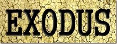libro exodo