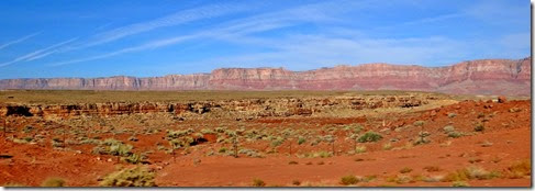 Vermillion Cliffs to Camp Verde AZ 070