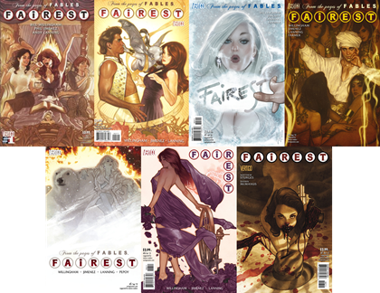 Fairest-Vol.01-Content