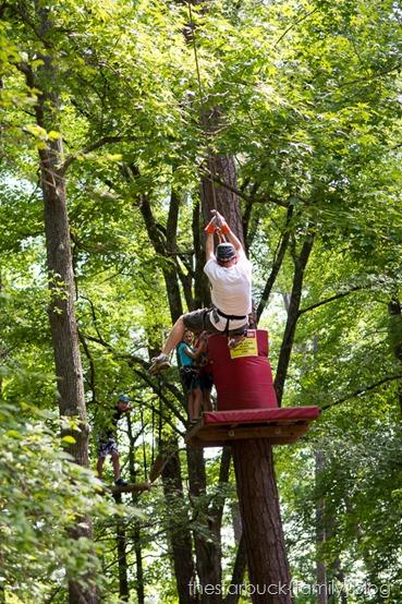 Callaway Gardens Treetop adventure blog-5