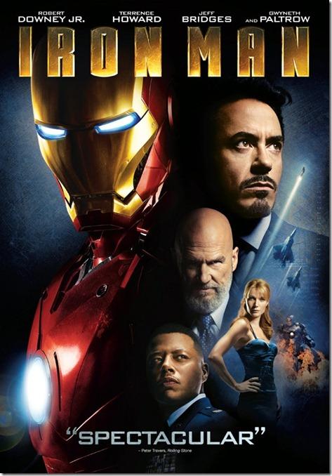 Iron Man 1 มหาประลัย คนเกราะเหล็ก 1 [VCD Master]