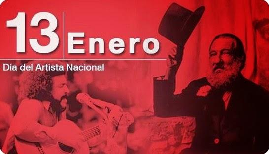 venezuela día artista nacional