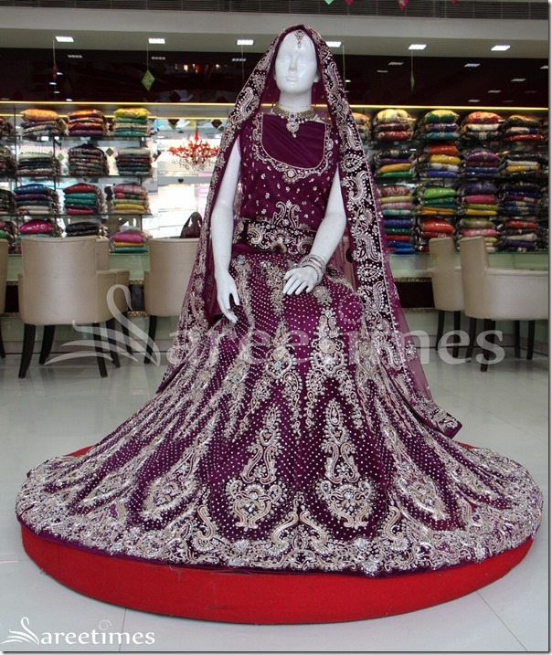 Purple_Bridal_Lehenga
