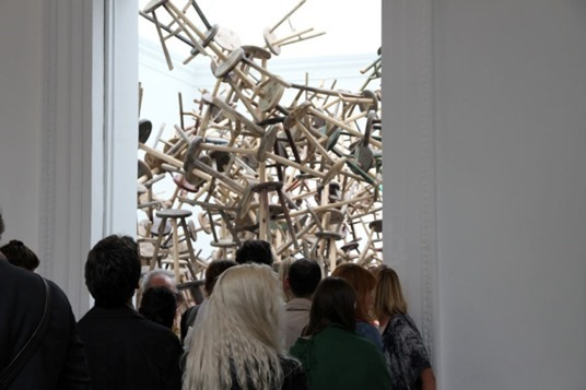Ai-Weiwei-bang-installation-at-Venice-Art-Biennale-2013-Venice-07