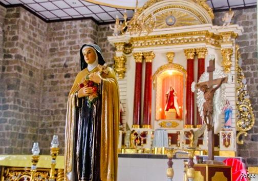 altar @ st. mary magdalene