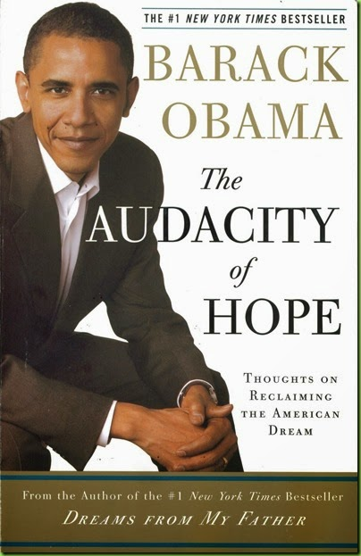 audacity of hope