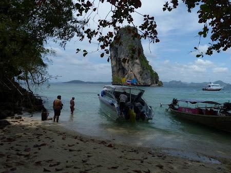 4 Islands Tour: Insula Poda
