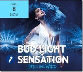 Bud light Sensation en monterrey 2015 boletos