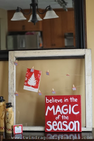 DIY Christmas Sign (3)