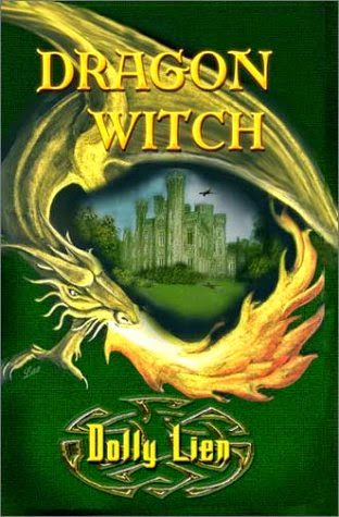 A Bruxa Dragão, por Dolly Lien