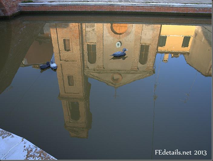 Chiesa del Carmine, Comacchio, Ferrara, Italy, Photo1