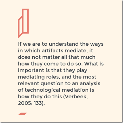 technological mediation quotation