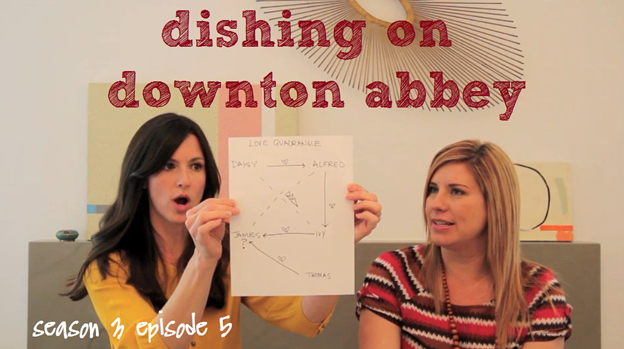 dishing on downton abbey episode 5
