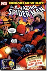 P00018 - Brand New Day 18 - Amazing Spider-Man #563