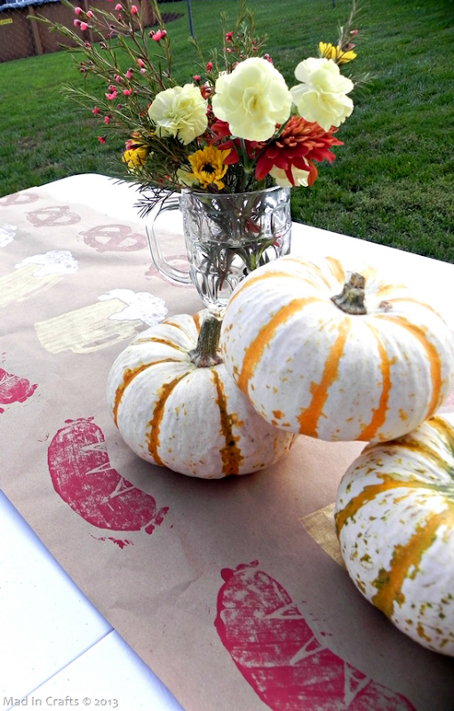 oktoberfeast decor